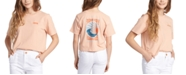Roxy Juniors' Aloha Adventure Cotton T-Shirt