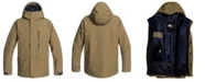 Quiksilver Men's Mission Solid Outerwear Jacket