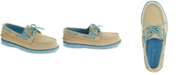 Sperry Little Girls' or Toddler Girls' A/O Boat Shoes