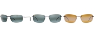Maui Jim Polarized Frigate Sunglasses , 716