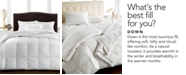 Hotel Collection  CLOSEOUT! Finest Hungarian Goose Down King Comforter, Hypoallergenic UltraClean Down, 600 Thread Count 100% Pima Cotton Cover, Created for Macy's