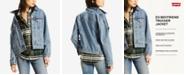 Levi's Women's Ex-Boyfriend Cotton Denim Trucker Jacket
