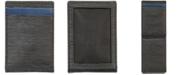 Calvin Klein Men's Textured Leather Card Case