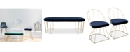 Lumisource Canary Furniture Collection, Quick Ship