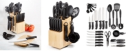 Martha Stewart Collection 30-Piece Cutlery Set, Created for Macy's