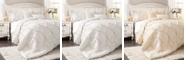 Lush Decor Avon 3-Piece King Comforter Set