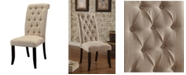 Furniture of America Lexon Ivory Dining Chair (Set of 2)