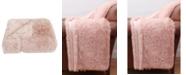 "THRO Chubby Faux Fur Decorative 50"" X 60"""