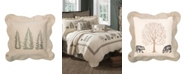 American Heritage Textiles Bear Creek Cotton Quilt Collection, Accessories