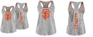 '47 Brand Women's San Francisco Giants Space Dye Tank
