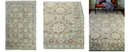 "BB Rugs Heirloom HR107 Taupe 5'9"" x 8'9"" Area Rug"