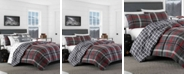 Eddie Bauer Willow Plaid Comforter Set, King