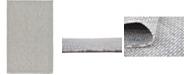 Bridgeport Home Pashio Pas6 Light Gray 5' x 8' Area Rug