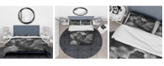 Design Art Designart 'Mast Of Columbine Collage' Traditional Duvet Cover Set - Twin