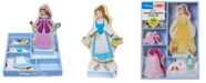 Melissa and Doug Belle Wooden Magnetic Dress-Up