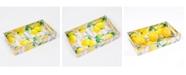 8 Oak Lane Lemon Utensil Tray