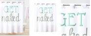 Hookless Get Naked Shower Curtain