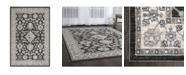 "Global Rug Designs CLOSEOUT!! Global Rug Design Arroyo ARR03 Gray 7'10"" x 10'2"" Area Rug"