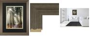 "Classy Art Turning Left Can Be Right by Lars Van De Goor Framed Print Wall Art, 34"" x 40"""