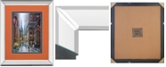 "Classy Art Wall Street by Guy Dessapt Mirror Framed Print Wall Art, 34"" x 40"""