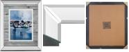 "Classy Art Docked by Fitsimmons A. Mirror Framed Print Wall Art, 34"" x 40"""