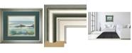 """Classy Art Lewbeach Vista by Susan Jill Framed Print Wall Art, 34"""" x 40"""""""