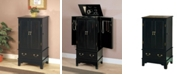 Coaster Home Furnishings Belvedere 5-Drawer Jewelry Armoire