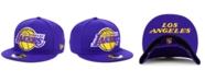 New Era Los Angeles Lakers XLT Script 9FIFTY Cap