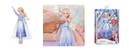 Frozen Disney Singing Elsa Fashion Doll with Music Wearing Blue Dress Inspired by Disney Frozen 2 Movie