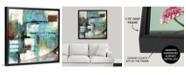 """GreatBigCanvas 36 in. x 36 in. """"Chance"""" by  Joshua Schicker Canvas Wall Art"""