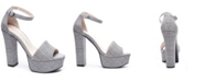 Chinese Laundry Avenue Platform Dress Sandals