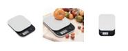 American Weigh Scales Vanilla Digital Kitchen Scale