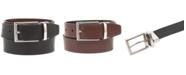 Alfani Men's Textured Belt, Created for Macy's