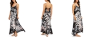 Raviya Tie-Dyed Maxi Dress Cover-Up