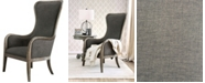 Furniture of America Syl Upholstered Accent Chair
