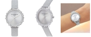 Olivia Burton Women's Under The Sea Stainless Steel Mesh Bracelet Watch 34mm