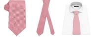 Hugo Boss BOSS Men's Dark Pink Tie