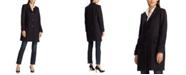 Lauren Ralph Lauren Single-Breasted Walker Coat, Created for Macy's