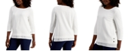 JM Collection 3/4-Sleeve Top, Created for Macy's