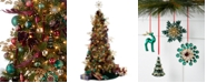 Holiday Lane Evergreen Dreams  Ornament Collection, Created for Macy's