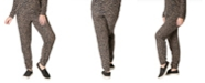 COIN 1804 Women's Plus Size Drawstring Waist Joggers