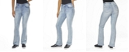 """ZOE by Zoe + Phoebe Juniors' High Rise """"Lift Your Assets"""" Flare Jeans"""