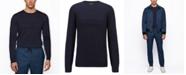 Hugo Boss BOSS Men's Embossed Regular-Fit Sweater