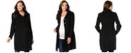 Motherhood Maternity A-Line Walker Coat