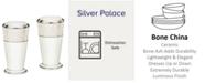 "Noritake ""Silver Palace"" Salt & Pepper Set"
