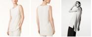 Eileen Fisher Silk High-Low Tunic, Regular & Petite
