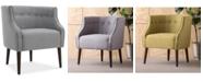 Noble House Pavon Club Chair