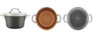 Ayesha Curry Hard-Anodized 4.5-Qt. Stockpot