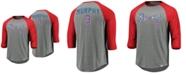Majestic Men's Dale Murphy Atlanta Braves So Much Extra Player Raglan T-Shirt