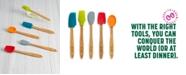 Goodful 5-Pc. Mini Beechwood Tool Set, Created for Macy's